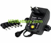 ALM001 Alimentador Regulable Universal 3..12V/18W
